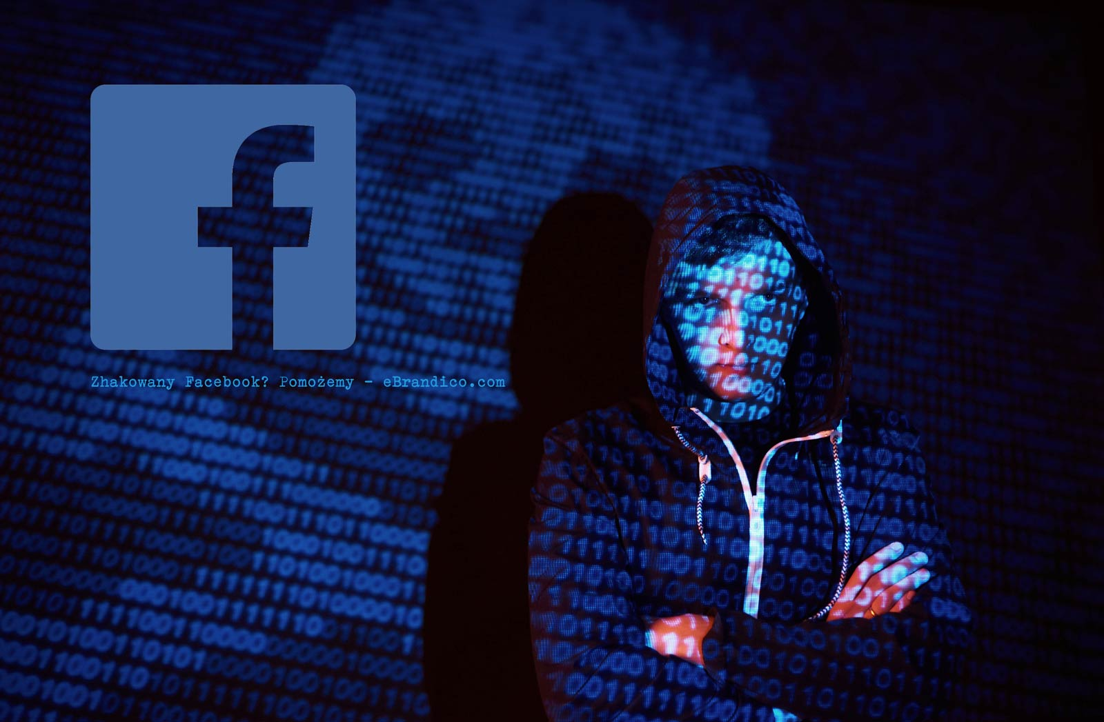 Zhakowany Facebook fanpage?